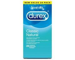 Durex Classic Natural 20 stuks