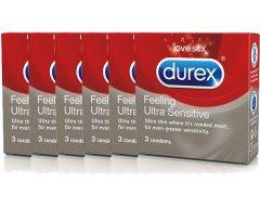Tray Durex Feeling Ultra Sensitive 3 packs