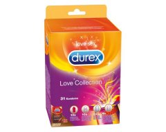 Durex Love Collection 31 stuks