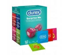 Durex Surprise Me 40 stuks