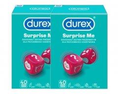 Durex Surprise Me 80 stuks