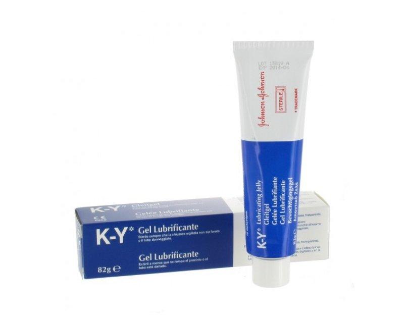 K-Y Gel 82 gram