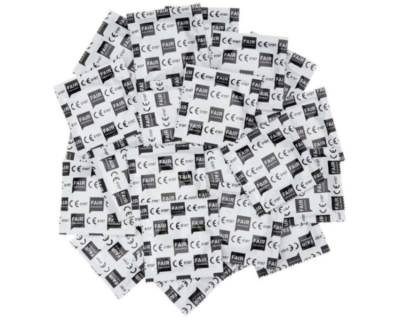 Fair Squared XL 100 stuks