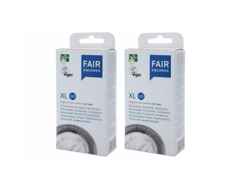 Fair Squared XL 24 stuks
