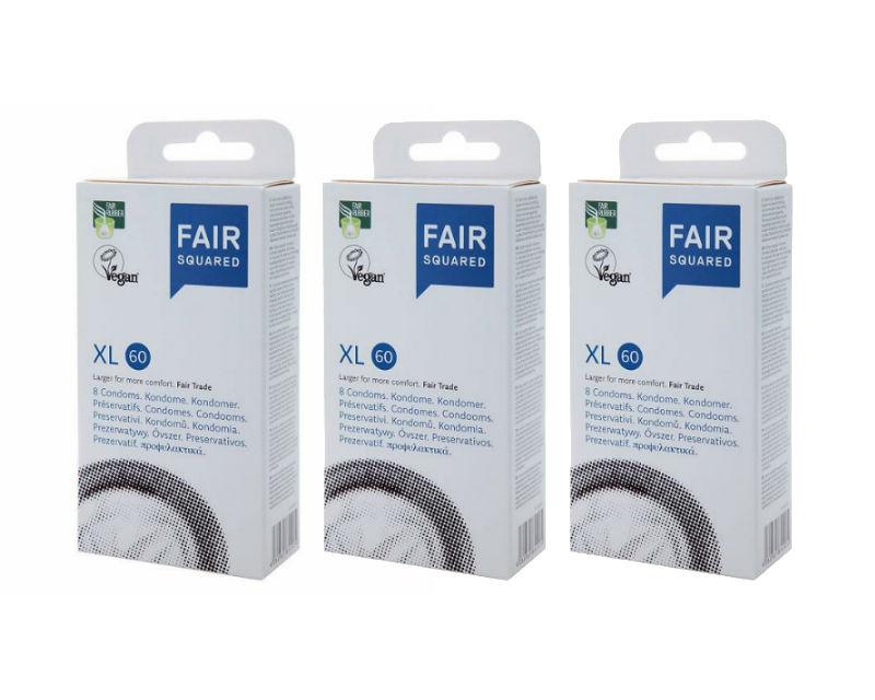 Fair Squared XL 36 stuks