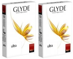 Glyde Ultra Natural 20 stuks