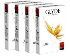 Glyde Ultra Natural 40 stuks