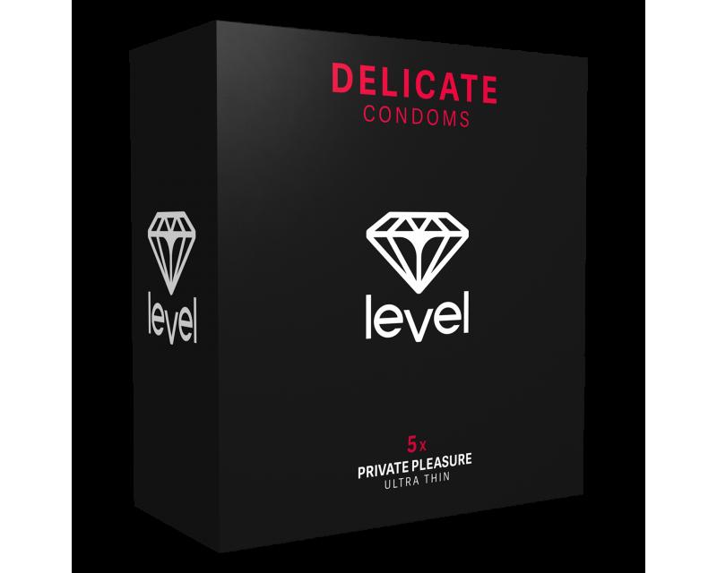 Level Delicate 5 stuks