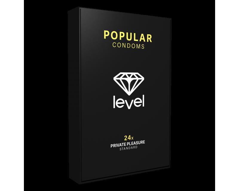 Level Popular 24 stuks