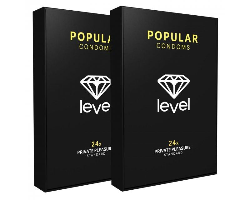Level Popular 48 stuks