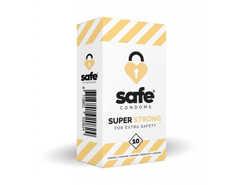 Safe Strong 10 Stuks
