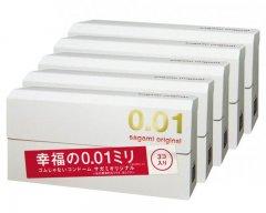 Sagami Original 0.01 - 12 stuks