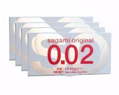 Sagami Original 0.02 - 12 stuks