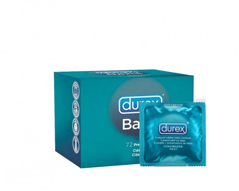 Durex Basic 72 stuks