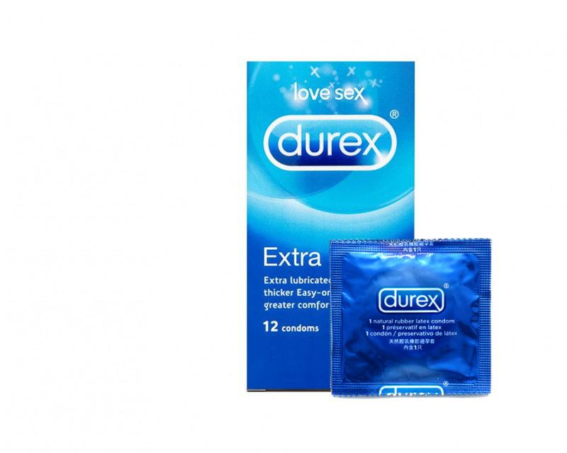 Durex Extra Safe 12 stuks