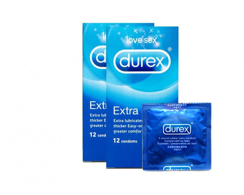 Durex Extra Safe 24 stuks