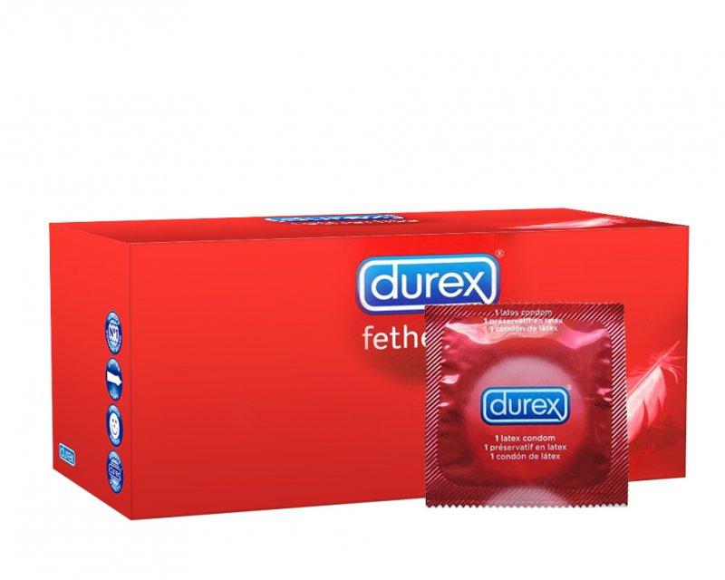 Durex Fetherlite 144 stuks