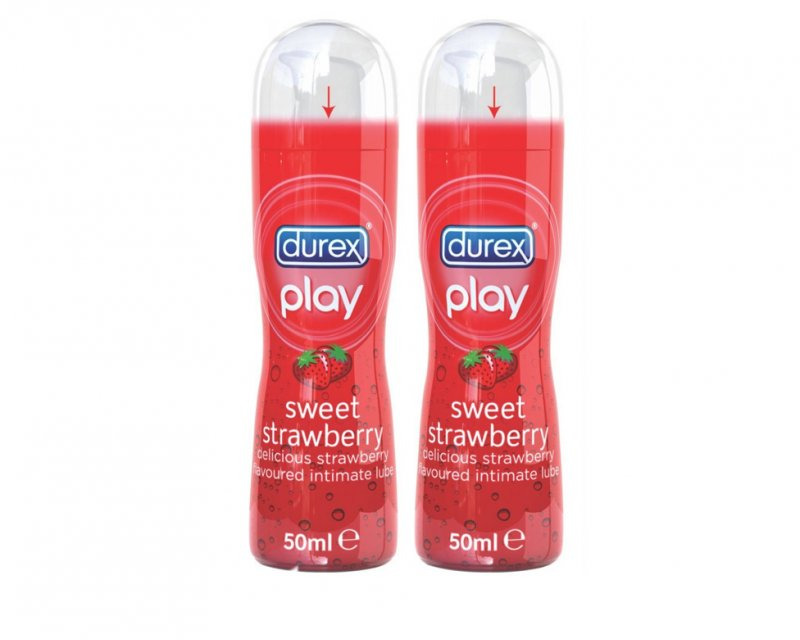 Durex Play Sweet Strawberry 2 x 50ml