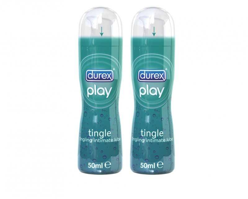 Durex Play Tingle 2 x 50ml