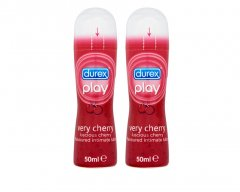 Durex Play Very Cherry 2 x 50ml