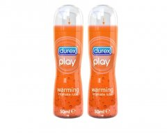 Durex Play Warming 2 x 50ml