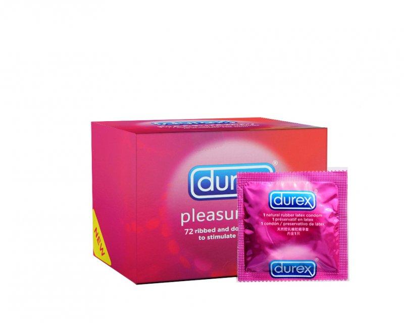 Durex Pleasuremax 72 stuks