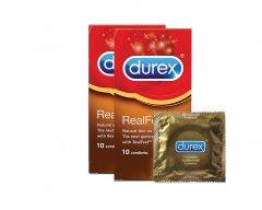 Durex Real Feel 24 stuks