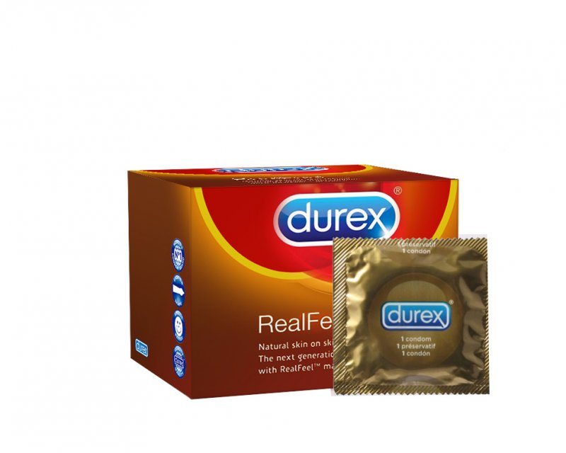 Durex Real Feel 72 stuks