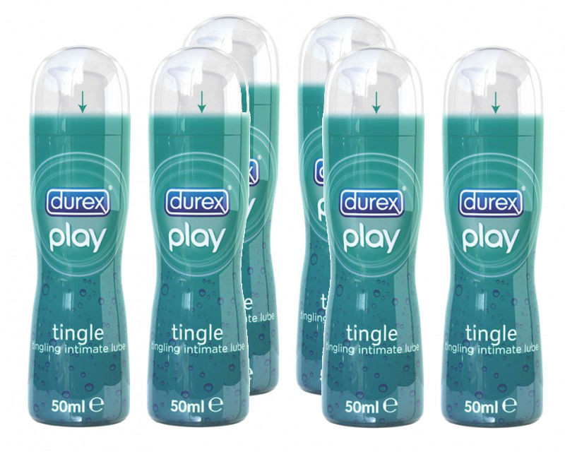 Durex Play Tingle 6 x 50ml