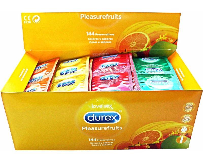 Durex Taste Me 72 stuks