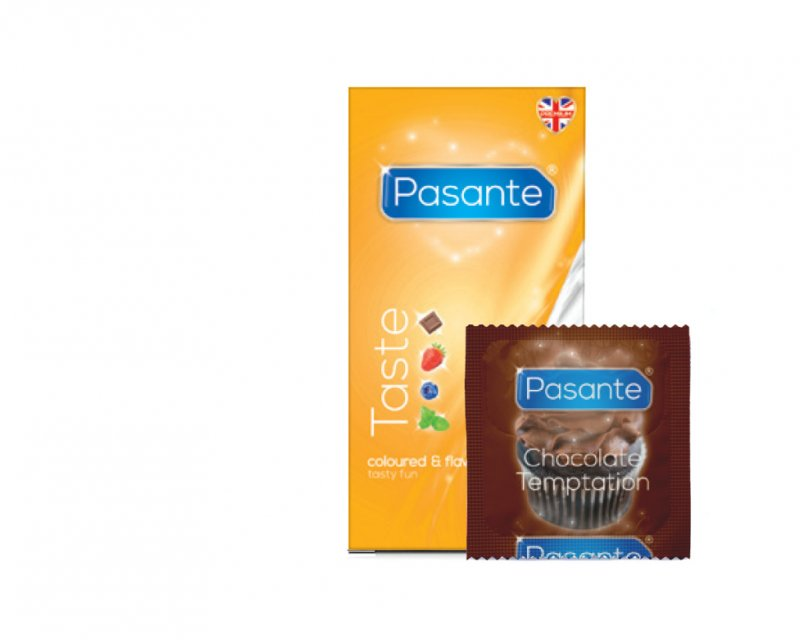 Pasante Chocolate 12 stuks