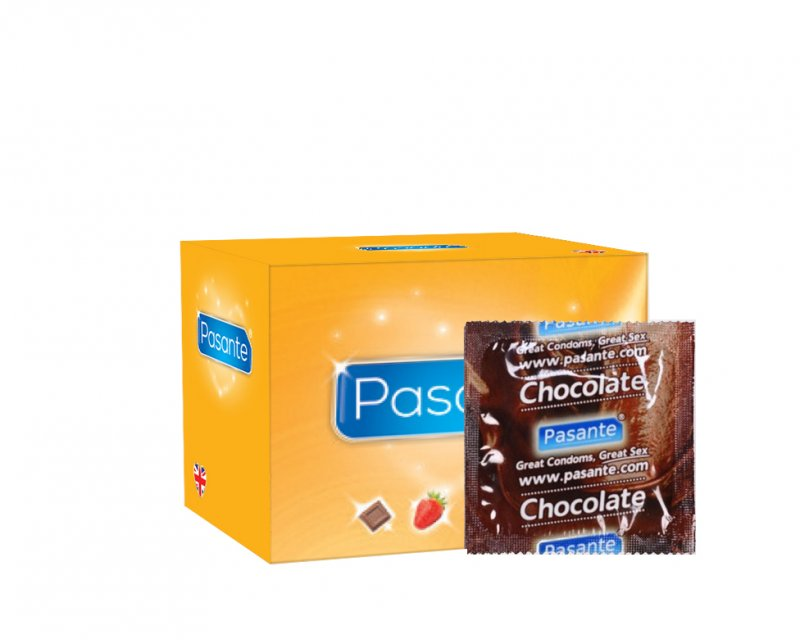 Pasante Chocolate 72 stuks