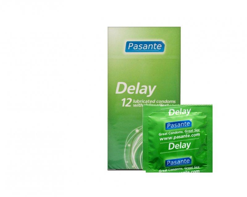 Pasante Delay 12 stuks