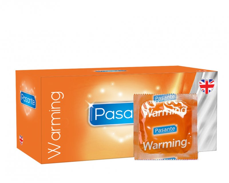 Pasante Warming 144 stuks