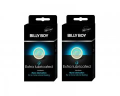 Billy Boy Extra Lubricated 25 stuks