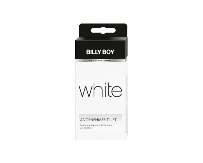 Billy Boy White 10 stuks